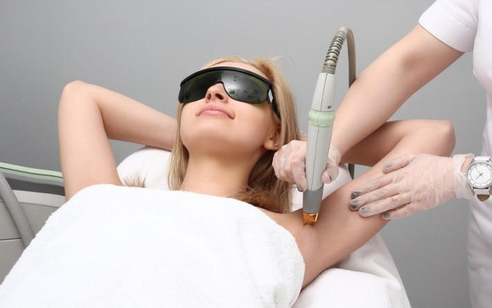 Permanent Hair Removal (laser/IPL)